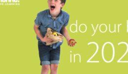 Calendar - Do Your Bit in 2020